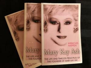 Mary Kay Ash Beauty Book Sale 3 for $10.00