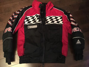 North Country Snowmobile Jacket - Size 7/8