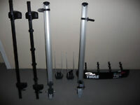 THULE ROOF RACK KIT, BIKE CARRIER/PORTE-VÉLOS