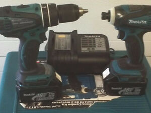 ////////// PERCEUSE 1/2 MAKITA 18VOLTS LITHIUM ////////// West Island Greater Montréal image 5