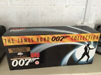 James Bond 007 - VHS Box Set