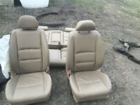 Nissan Maxima Leather Seats - 2004