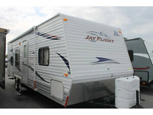 26 ' jayco flight traillr