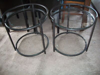 coffee and end tables (new)