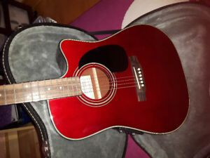 Guitar acoustic / electric