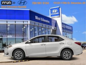 2017 Toyota Corolla  LE Upgrade Package  heated seats bluetooth