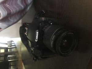 Canon EOS 550D (European version of the Rebel t2i)