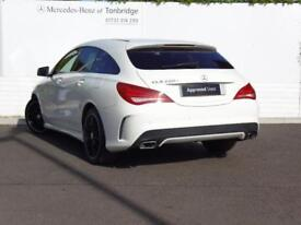 Mercedes-Benz CLA CLA 220 D AMG LINE (white) 2016-05-25