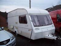 Abbey Dorset 2 Berth caravan