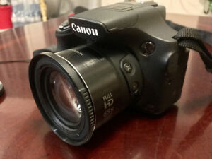 Canon PowerShot SX60 HS - Big Zoom Camera - Very good condition