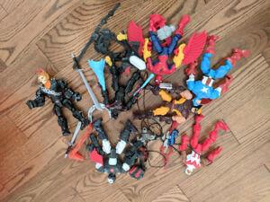 super hero masher toys