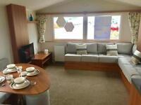 Static Caravan Clacton-on-Sea Essex 2 Bedrooms 6 Berth Willerby Caledonia 2017