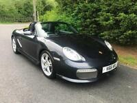 2006 PORSCHE BOXSTER TIPTRONIC S 2.7 SPORTS CONVERTIBLE - LOW MILEAGE