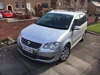 VW touran sport (140) 2007 (57) 2.0tdi