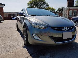 2012 Hyundai Elantra GLS Sedan - Great condition