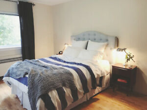 Large Furnished Room in West End