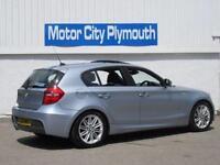 2010 10 BMW 1 SERIES 2.0 118D M SPORT 5D 141 BHP DIESEL