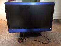 "Technica 23"" tv and DVD combi"
