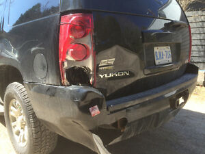 Auto Collision scratch and dent repair