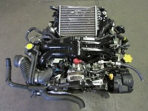 07-08 JDM Subaru Legacy GT BP5 EJ20 AVCS Engine 2.0L Turbo