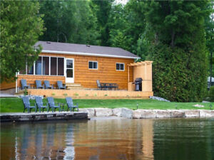 Waterfront cottage -  Kawartha Lakes, Apsley, Bancroft