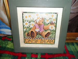 Daisy Bear Picture $10.