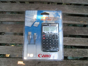 Canon DK-10i 12-Digit USB Calculator New in Package Never Used