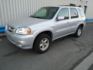 2005 Mazda Tribute 4 cylindres 4x4 Manuel