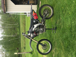 2004 450R Honda Dirt bike