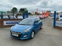 2012 Hyundai i30 1.6 STYLE NAV BLUE DRIVE CRDI 5d 126 BHP Hatchback Diesel Manua