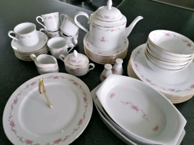 Dinner Service and Tea Set