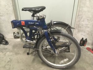 Dahon foldable bicycles (2)