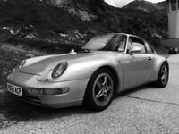 1996 Porsche 911 Carrera (993) 3.6 Tiptronic S