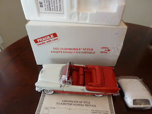 Danbury Mint diecast car