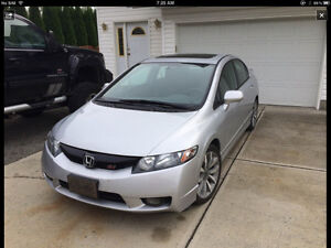 2011 Honda Civic Civic SI Other