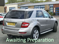 2009 (09) Mercedes-Benz ML320CDI 7G-Tronic Sport (Facelift Model)