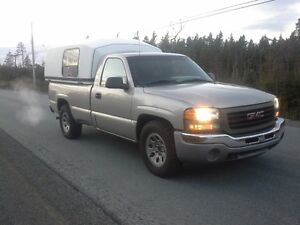 2006 GMC Sierra 1500 !! WORK TRUCK !! SPACE CAP !!