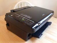 Epson Stylus SX205 Printer Copier. Please Read Description
