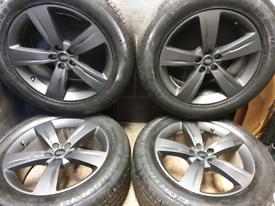 19 inch 5x112 genuine Range Rover Velar alloy wheels