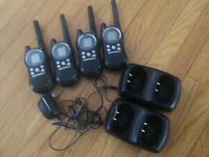 Motorola GMRS / FRS 2 way radio
