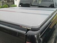 Tonneau Tri-Fold Cover for Pick-up/Flat bed LWB