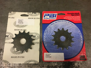 Yamaha WR YZ Front Sprocket Brand New