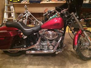 Harley FXSTI Soft tail STD