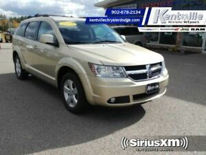 2010 Dodge Journey SXT  - SiriusXM - Low Mileage