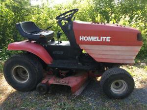 Homelite Garden Tractor