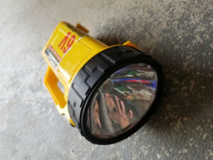 Flashlight Floating Lantern LED 6 Volt - NEW