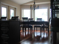 Beautiful Furnished House For Rent Oct-15/15 to April 1/16