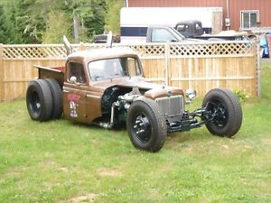 WICKED 1957 FWD RAT ROD TRUCK