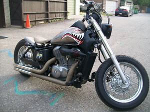 FAST AND LOUD BARE METAL BOMBER BOBBER MUST SEE!! $4500