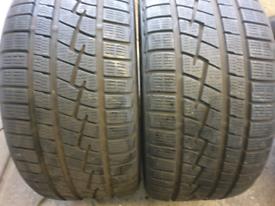 2 high quality tyres 65 35 20 yokohama advan winter 7mm
